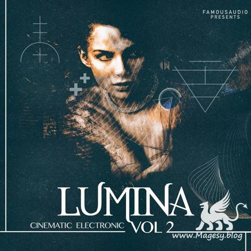 Lumina 2: Cinematic Electronic WAV
