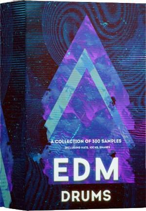EDM Drums WAV-DECiBEL